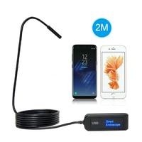New No Wifi Endoscopy Direct Usb Endoscope 2m 3 5m 480p 720P HD 2M 3 5M