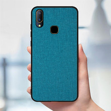 For VIVO Y85 Z1 V9 Case Cover Fashion TPU + PC Shockproof  Capa for y9 z1 y85 Phone Funda Coque 6.3
