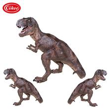 Jurassic World Park Dinosaur Model Action Figure Toys Tyrannosaurus Rex Plastic PVC Models For Kids Gifts