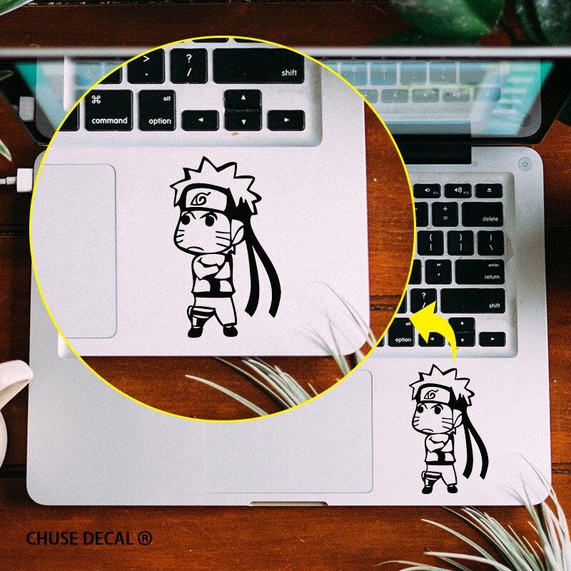 Bonito Naruto Ninja Trackpad Touchpad Laptop Decal Adesivo para 11