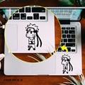 "Cute Naruto Ninja Touchpad Decal Laptop Trackpad Sticker for 11"" 12"" 13"" 15 "" Apple Macbook Air / Pro / Retina Computer Sticker"