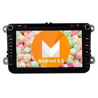 Android 6 0 Car DVD Player 8inch Autoradio Stereo GPS Navigation Tape Recorder Support Wifi 4G