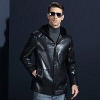 Mens שכמיות עור Mens פו גדול וגבוה עם מעילי סלעית בגדי מיתוג Y8362 סיטונאי Mens מעילי עור ומעילים