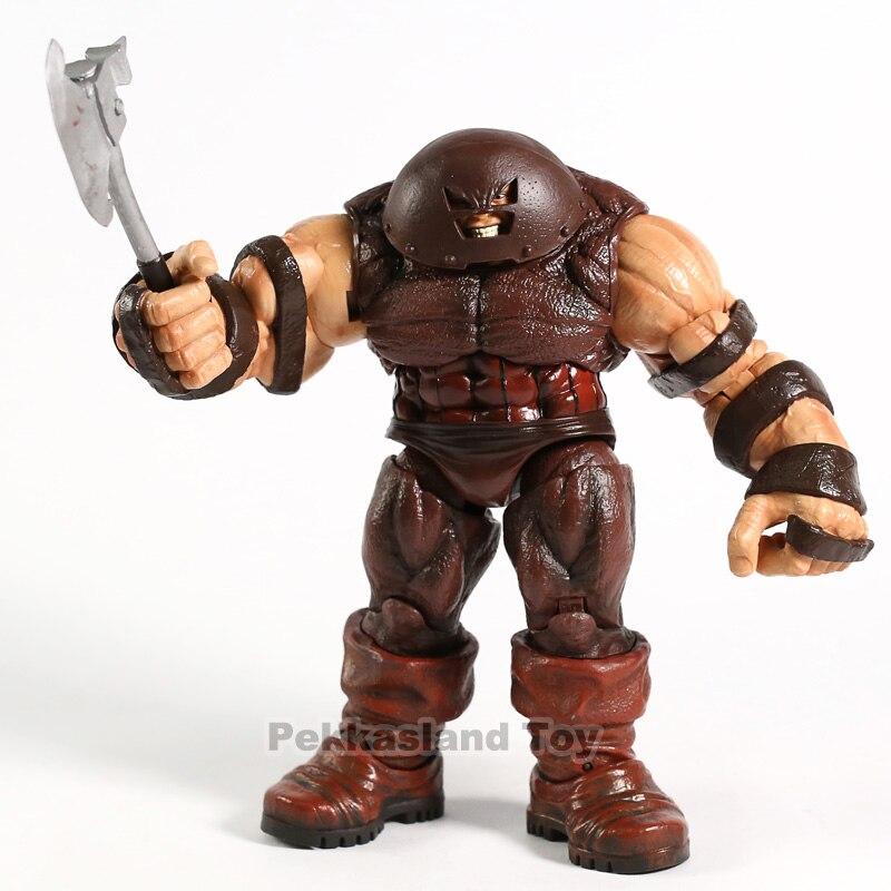 Marvel select x-men cain marko juggernaut pvc
