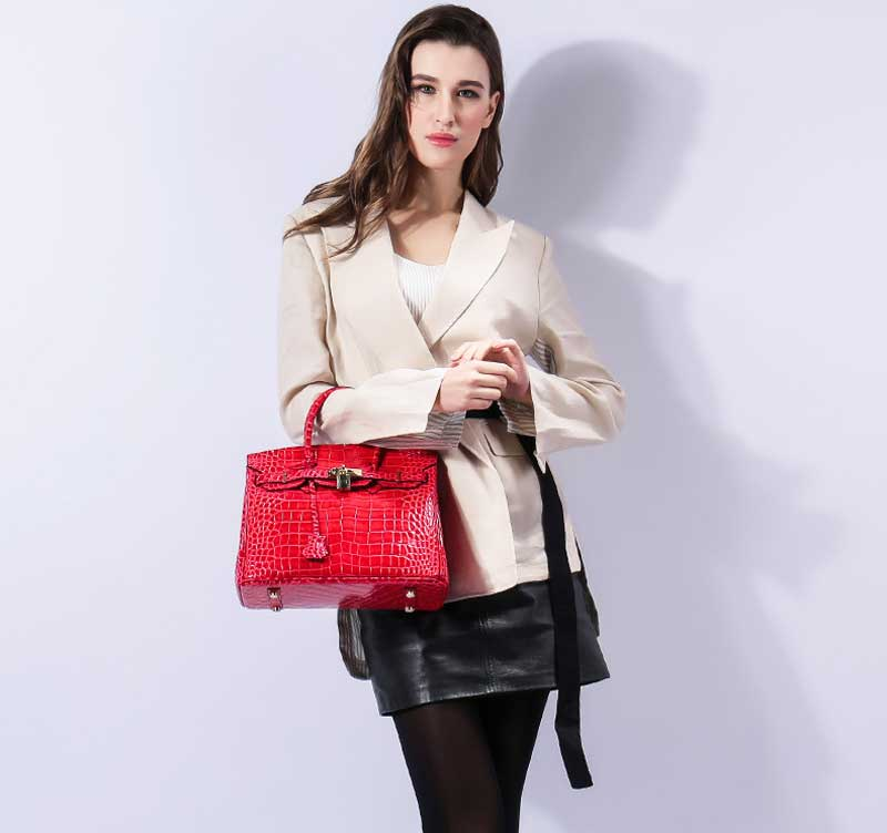 Genuine Leather Handbags Gift (4)