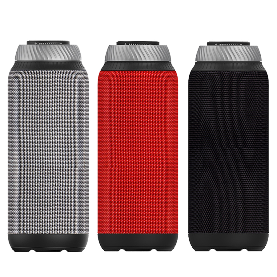 цена на Vidson Waterproof Bluetooth Speaker Portable Outdoor Wireless Speaker 360 Degree Stereo Sound for iphone xiaomi samsung Player
