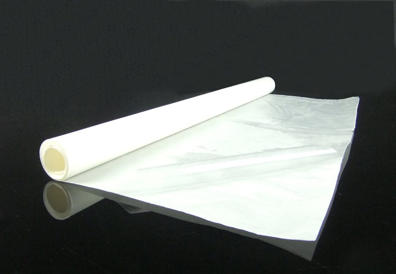 NEW ARRIVAL 35um Transparent Hot Reducing Paper/film/fabric Embroidery Backing Fabric 100cm X 100cm