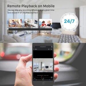 Image 5 - BESDER Беспроводная система NVR HD, система камер домашней безопасности, 4 канала, камера видеонаблюдения, комплект NVR 960P, Wi Fi