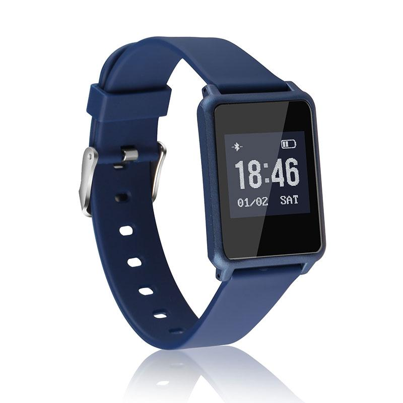 Heart Rate Monitoring Cardiaco Intelligent Bracelet Weather Forecaset Tracker Sports Smart band Connected for Iphone Health
