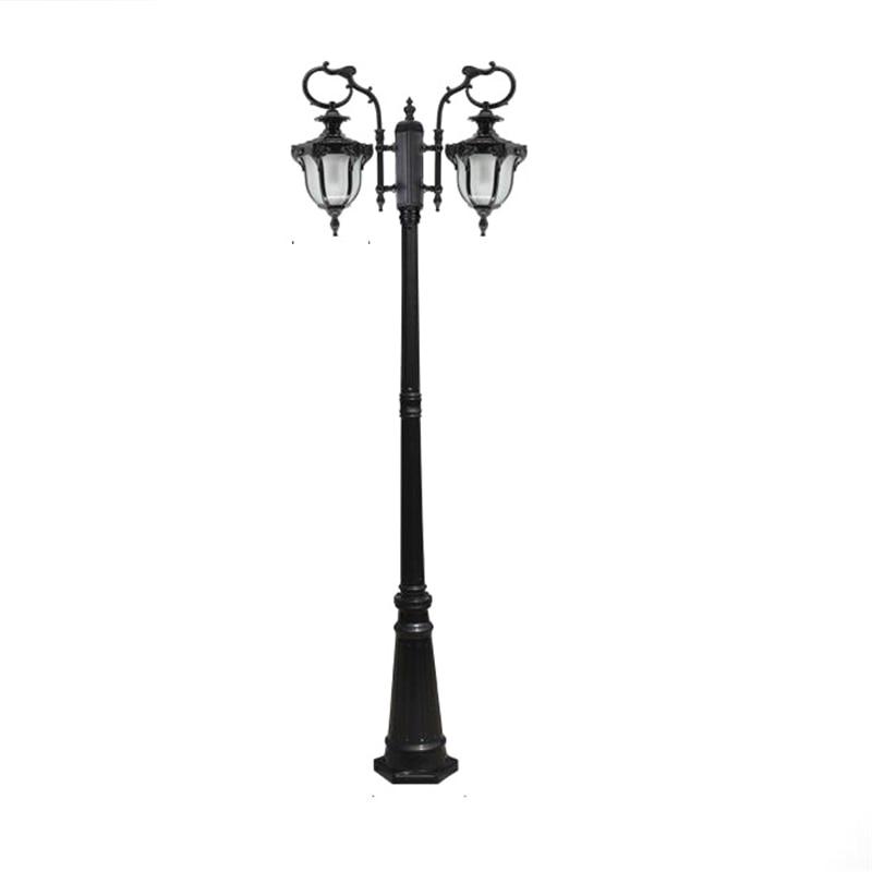 garden Eclairage Lampioni Da Esterno Tuinlamp Square Giardino Road Plaza Lampione Luminaire Exterieur Street Light