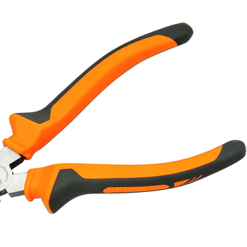 "8"" Industrial Diagonal Pliers Tools Ferramentas Chrome Vanadium Steel Diagonal Cutting Pliers Electrical Pliers 5"