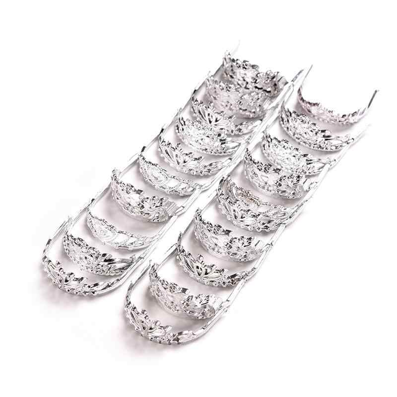 20 Pcs Silver Princess Empress Crowns For   Doll Baby Girls Mix Headwear Jewelry Best Gifts for Kids