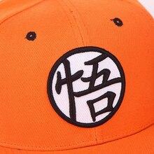Dragon Ball Z Goku Gorra (3 tipos)