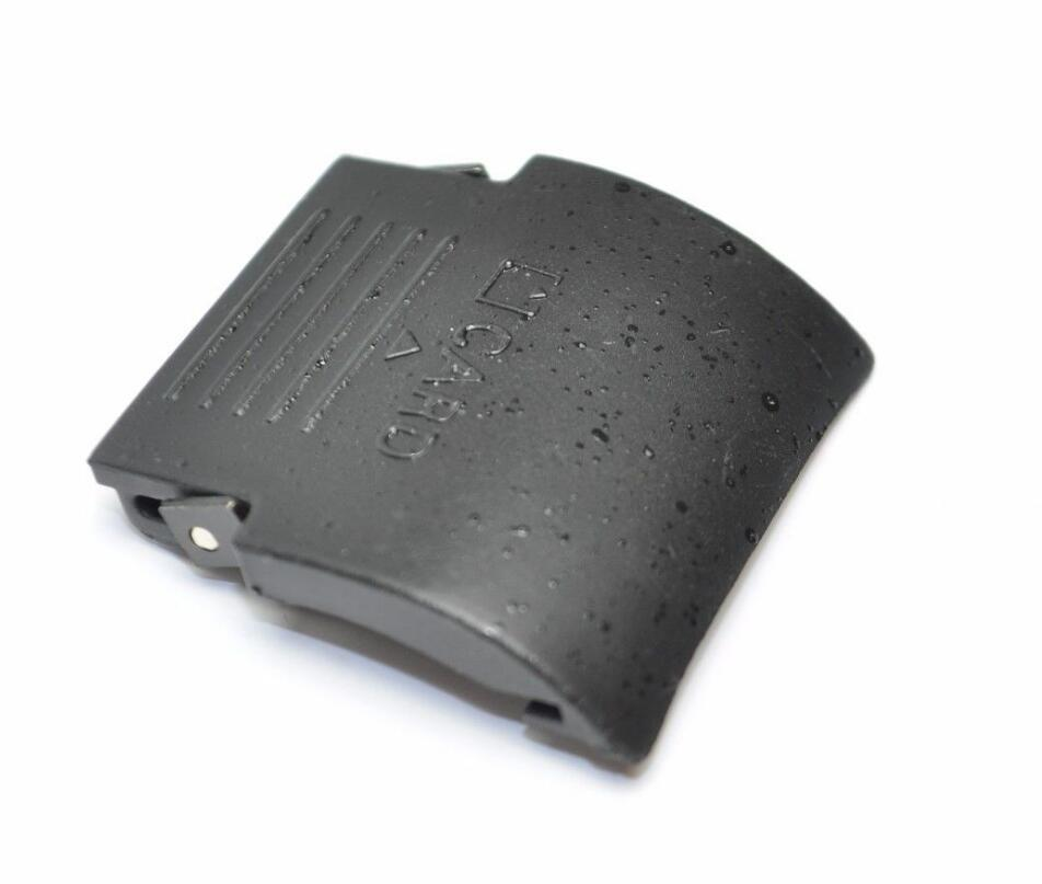 NEW SD Memory Card Cover For Nikon D90 With METAL & Spring
