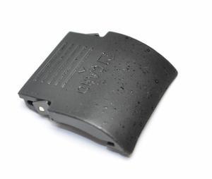 Image 1 - Nouveau couvercle de carte mémoire SD pour Nikon D90 avec métal et ressort