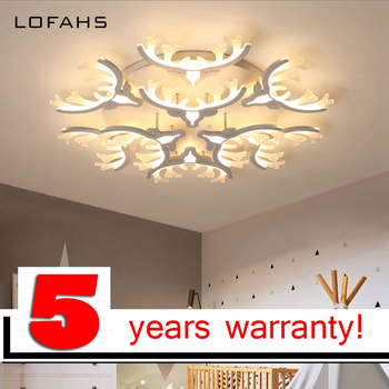 LOFAHS LED Hiện Đại đèn chùm đèn Từ Xa Ốp Trần đèn chùm chiếu sáng cho ăn phòng khách phòng ngủ nhà bếp Salon Trẻ Em