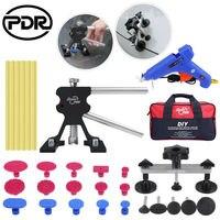 Ferramentas de PDR Paintless Dent Repair Kit de Ferramentas de Carro Carro Carro Extrator Lifter Car Body Repair Removal Hail