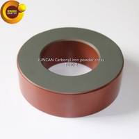 T650 2 Carbonyl Iron Powder Cores High Frequency Radio Frequency Magnetic Core