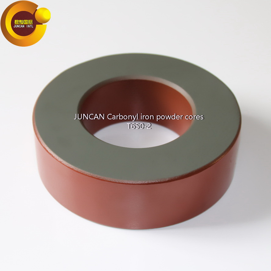 цена T650-2 Carbonyl iron powder cores, high frequency radio frequency magnetic core