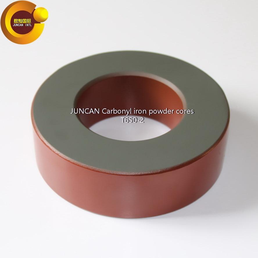 T650-2  Carbonyl iron powder cores, high frequency radio frequency magnetic core high purity iron powder metallic iron powder superfine iron powder nano iron powder alloy powder