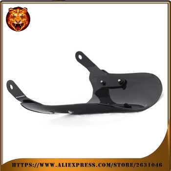 Windshield Windscreen For Triumph Bonneville/SE/T100/T120 Thruxton 900 Motorcycle Accessories Parabrisas Wind Deflectors Black
