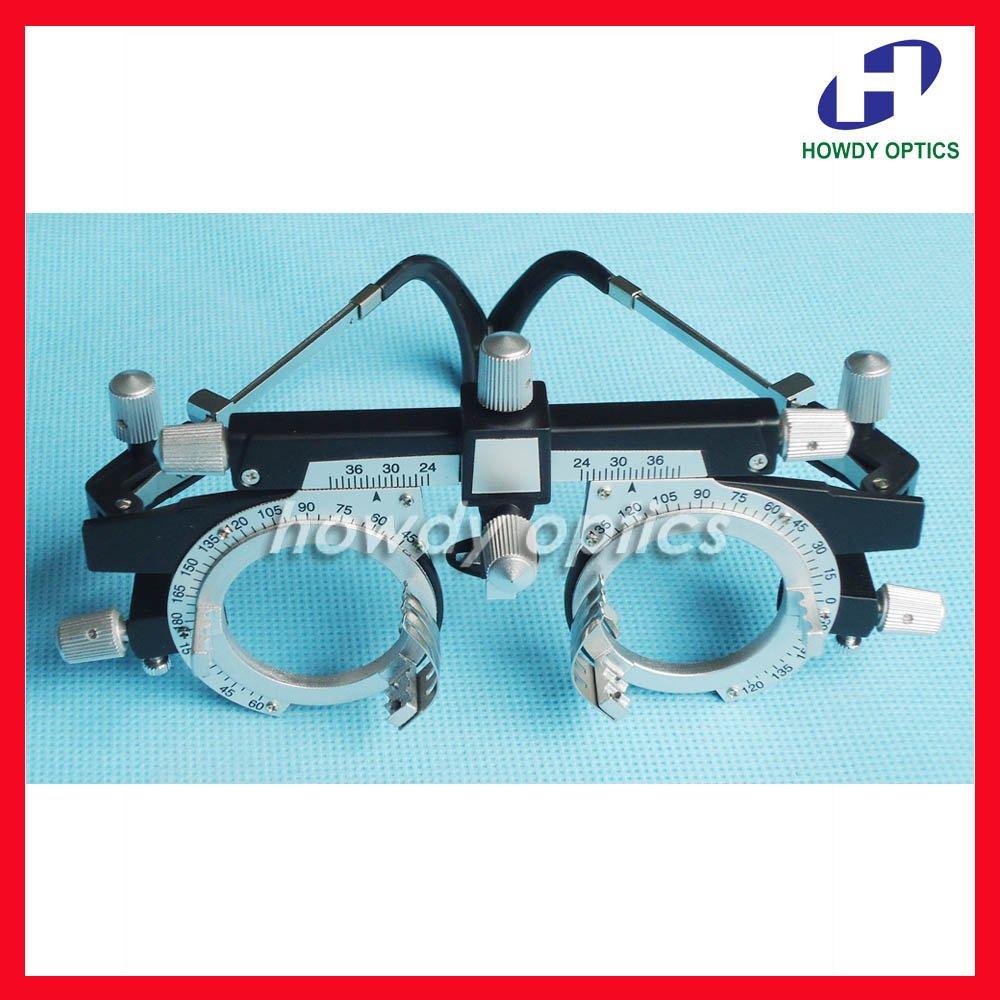 HTF-1 telaio di Prova Ottica trila telaio lente Completamente regolabile di tipo Universale