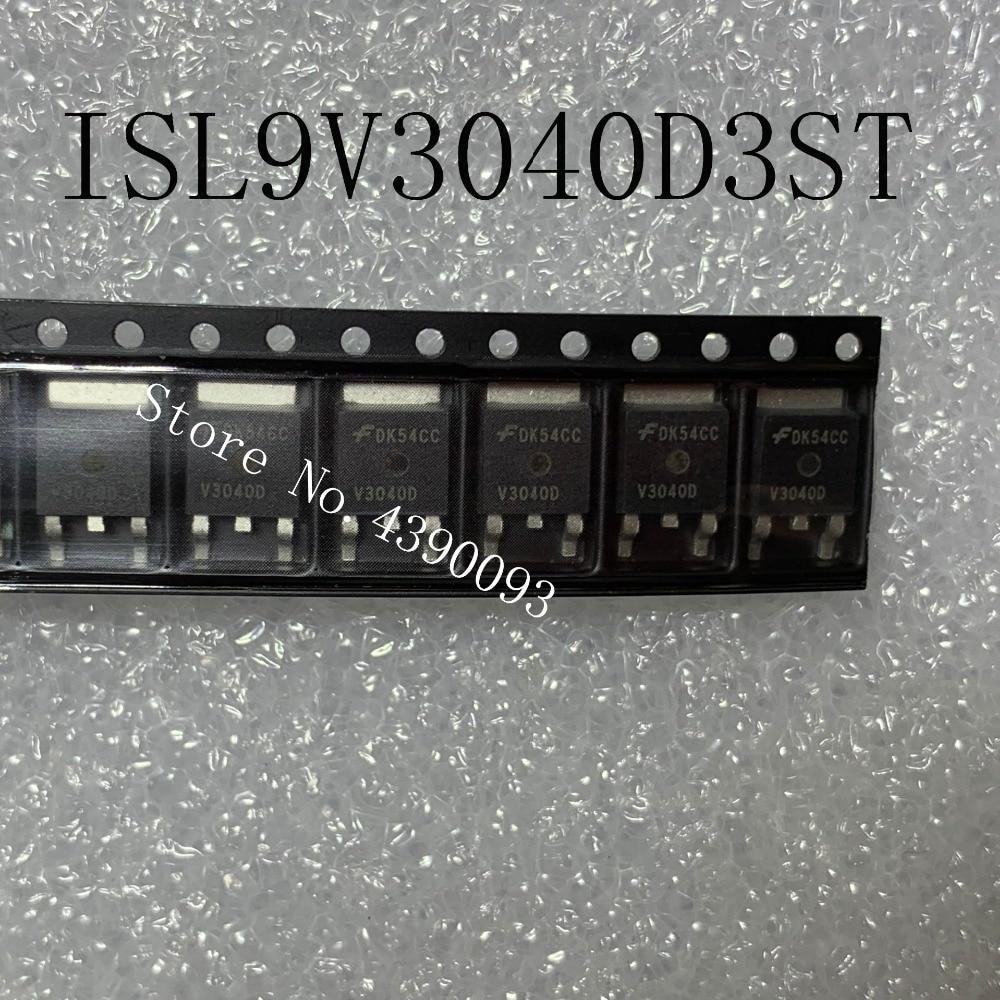 20 adet/grup V3040D V3040 ISL9V3040D3ST TO25220 adet/grup V3040D V3040 ISL9V3040D3ST TO252