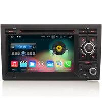 7 Android 7.1 DVD GPS DAB+ Car Radio for AUDI A4 S4 RS4 B9 B7 SEAT EXEO Sat Nav Autoradio 3G DTV IN Bluetooth 2GB RAM SWC