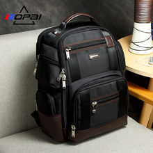 American Famous Brand Multi Pockets Men Backpack Large Capacity Weekend Travel Back Pack Business Men's Super Backpack Male Bag(China)