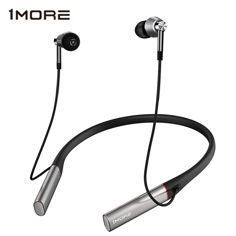 1 PIÙ Tripla Driver E1001BT in-ear Auricolari Bluetooth con Hi-Res LDAC Senza Fili Qualità del Suono, Il Rumore Ambientale Isolamento