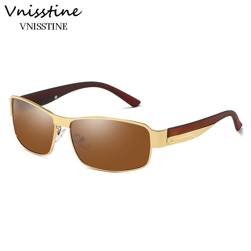 Классические солнцезащитные очки Для мужчин очки вождения покрытие черная рамка Рыбалка вождения очки мужские солнцезащитные очки