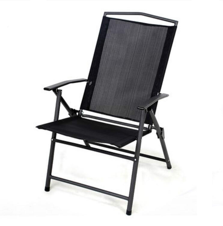Promotion high quality fashion lazy folding leisure chair office chair aftrer lunch lying chair large bearing capacity high quality comfortable lazy chair backrest folding chair with adjustable household computer office chair lying