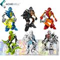 Hero Factory Robot Puzzle Assembly Building Blocks Model Anime Doll Fan Collection Gift For Children Toys