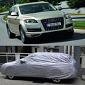 1Pcs Full Car Sun Dust Outdoor Sun Shade Cover Protection Cover for Audi Q7 2011