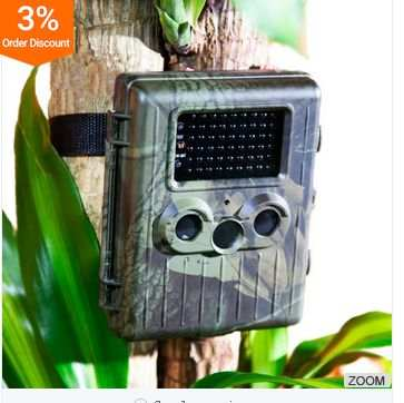 US $99 89 |Cheap and Good Quanlity 1080P GSM MMS battery operated outdoor  wireless security camera ht002lim photo traps-in Hunting Cameras from  Sports