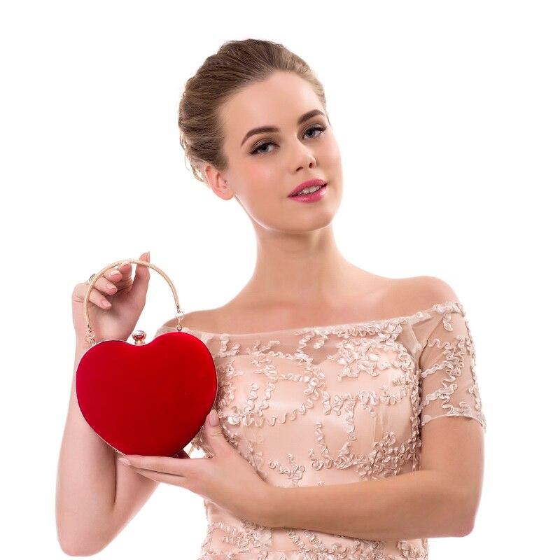SEKUSA Heart Diamonds Diamonds Әйелдер Кешкі - Сөмкелер - фото 5