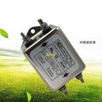 Power filter CW4EL2 10A 20A 30A S Bipolar single phase AC 220V