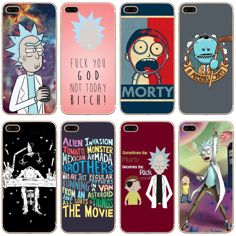 Rick And Morty Iphone  Plus Case