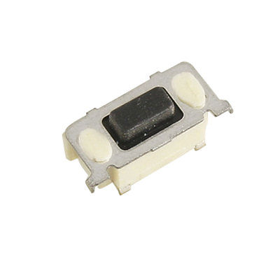 10 x Sealed SMD Momentary Tact Tactile Push Button Switch On/Off 3 x 6 x 4.3mm 7 x 7mm x 16mm black cap push button tactile tact switch lock 6 pin dip