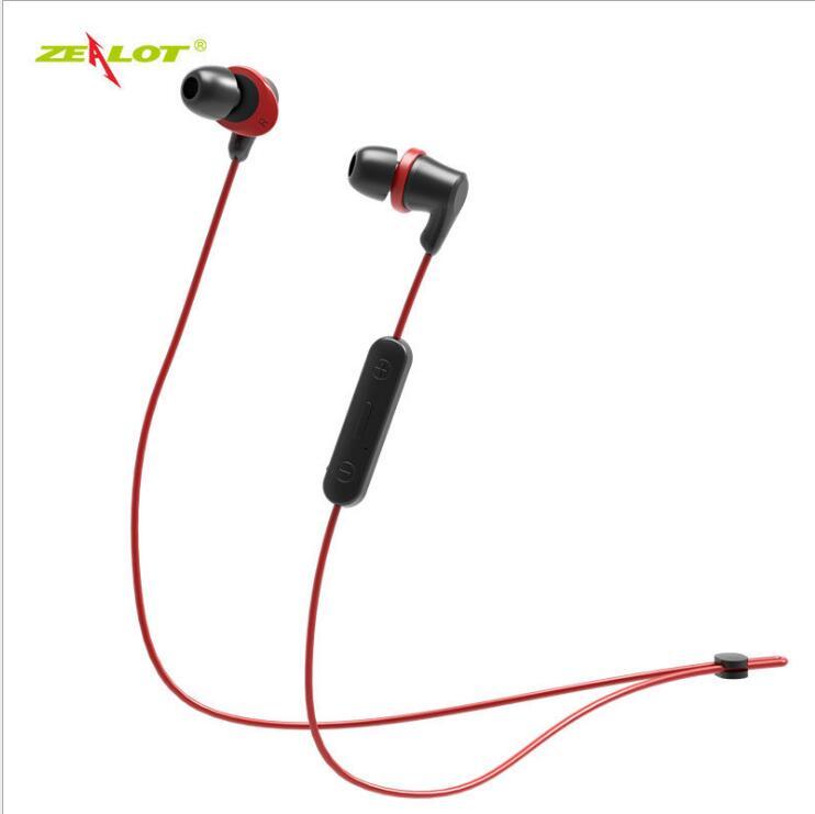 NEW ZEALOT H11 Bluetooth Earphone Headphones Handsfree Waterproof Wireless Running Sport Headset with Mic for Phones