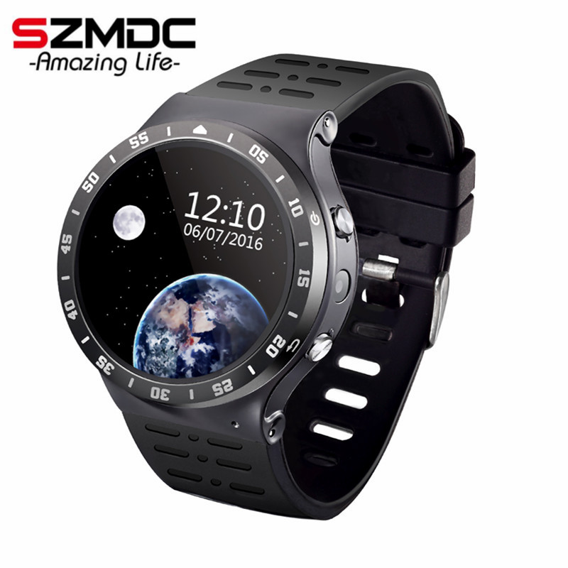 2017 New Fashion S99A Smart Watch GSM 3G WCDMA Quad-Core Android 5.1 8G ROM GPS WiFi 5.0MP HD Camera Pedometer Heart Rate. new zgpax s99b gsm 3g wcdma quad core android 5 1 smart watch gps wifi 2 0mp hd camera pedometer heart rate pk kw88 d5 s99 x01