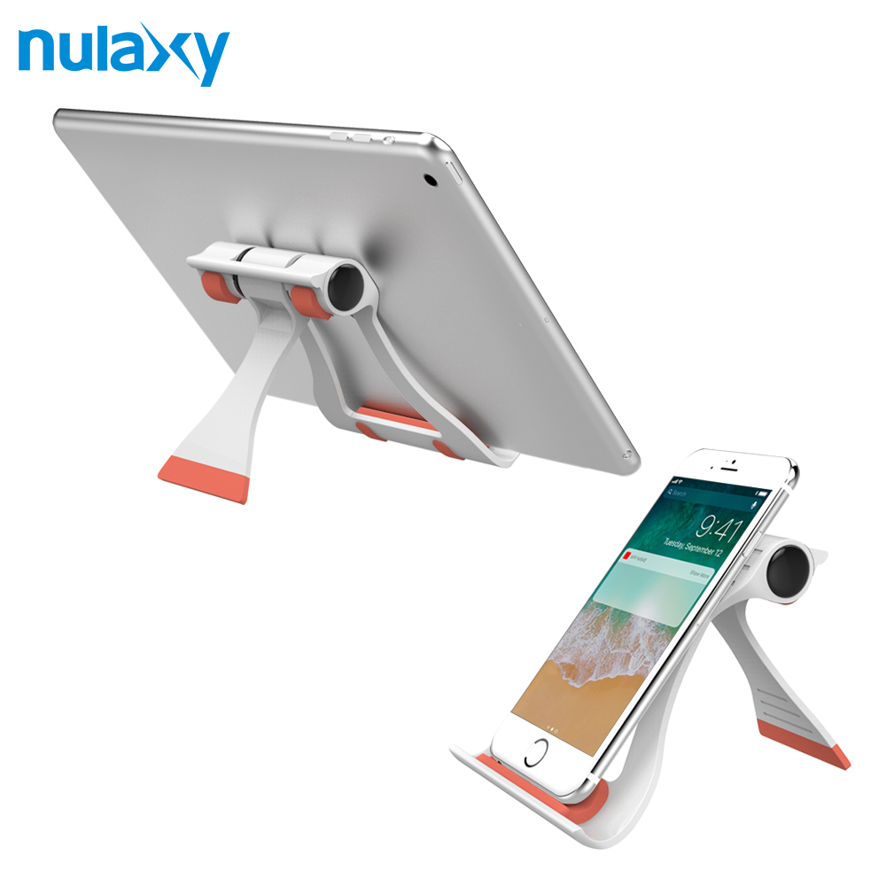 Nulaxy 5 Colors Universal Desk Holder For Phone Foldable Mobile Phone Holder Stands For  ...