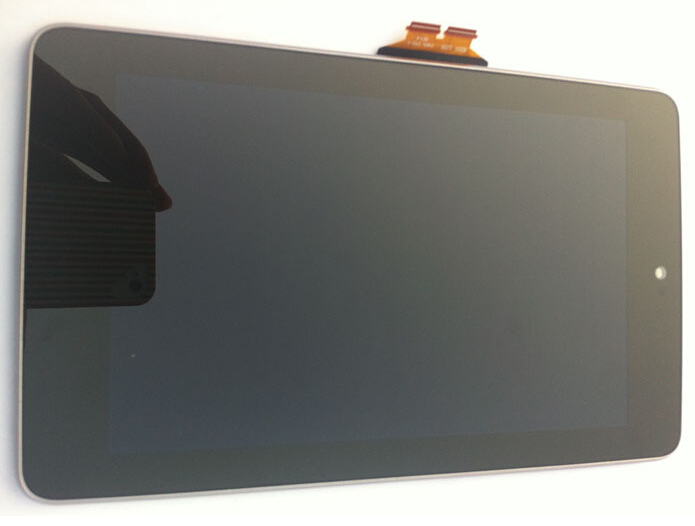 High quality Full LCD display+Touch Screen Digitizer+Box for Google Nexus7 Nexus 7 3G high quality n9300 full lcd 5 7 lcd