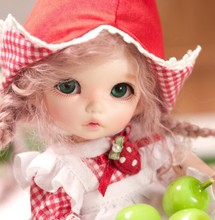 BJD doll sd / fl / ai / cb / 1/8 bjd BB eighth girl doll ante basic
