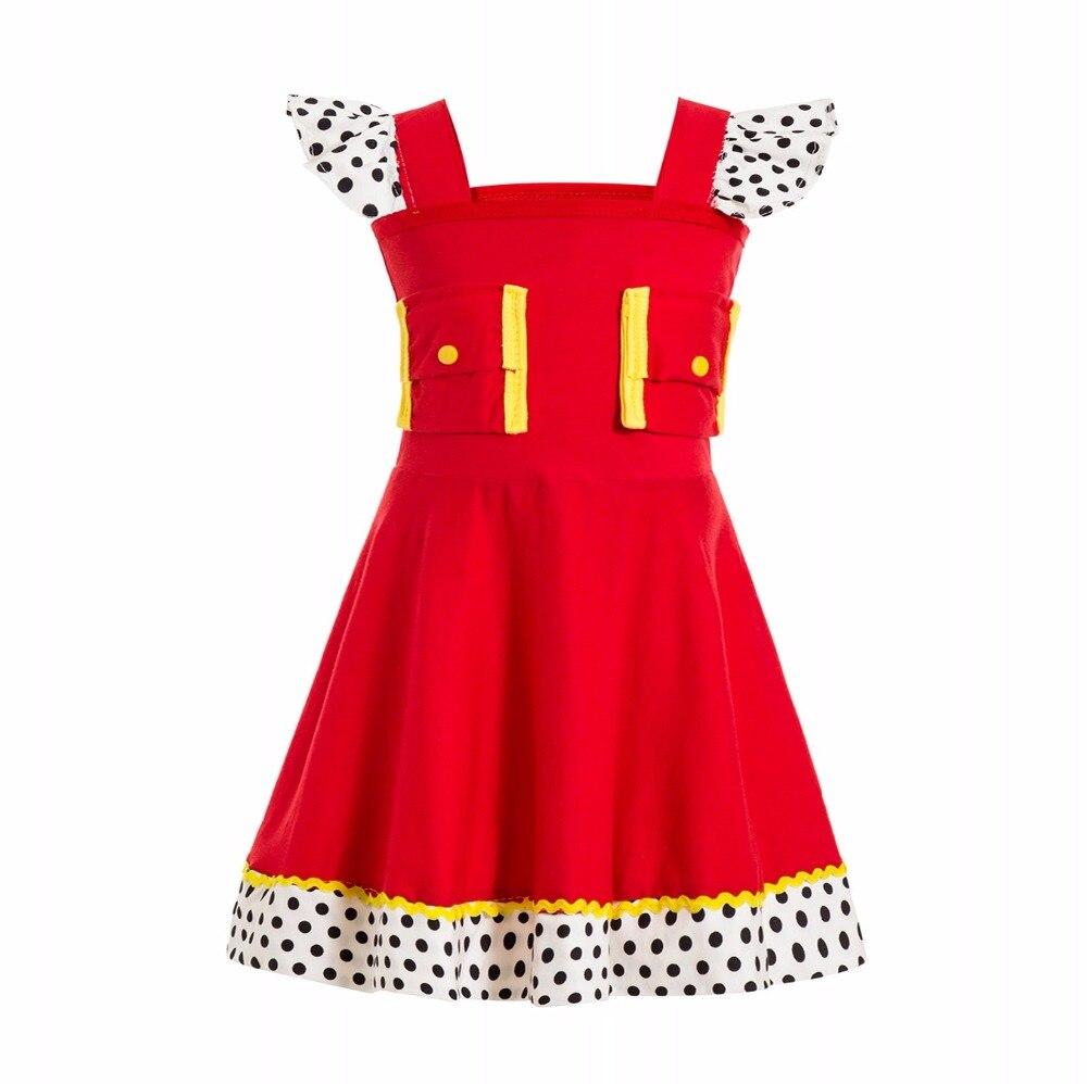 Cartoon Dressing Gown: Aliexpress.com : Buy Kid Cotton Dress Girl Cute Cartoon
