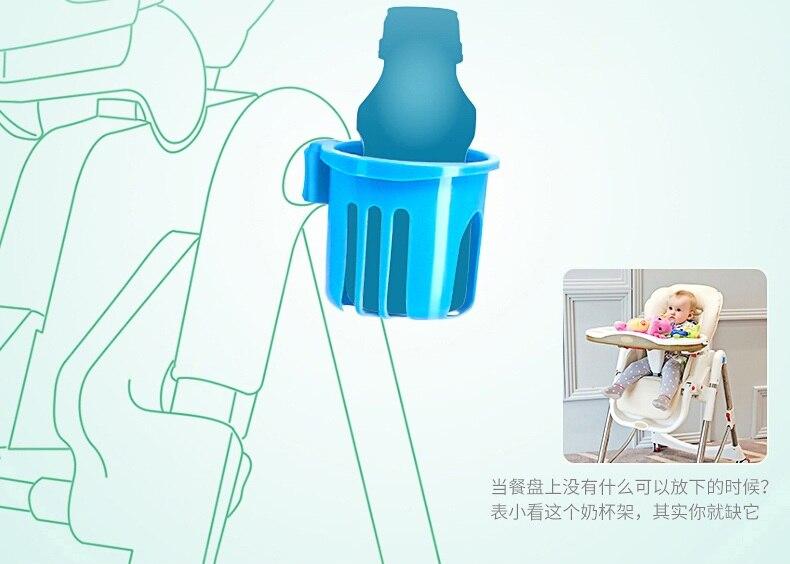 Metal Dobrável Bebê Portátil Multifuncional Espreguiçadeiras Móveis