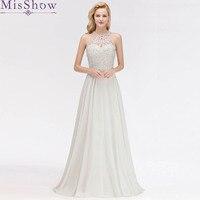 Robe De Mariage Luxury wedding dresses Bridal Gown White Cheap Tullle Lace A line beaded Wedding Dress 2019 Vestido De Noiva