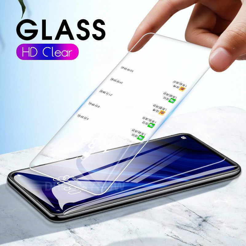 Anti-cero templado de vidrio para Huawei P20Lite 2019 2018 Nova5i Protector de pantalla para Honor 10i 20i 8 S 8A 8X 8C película protectora