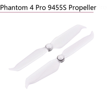 2pc Blades CW CCW with Props Mount Drone Quick Release 9455S Low Noise Propellers for DJI Phantom 4 Pro V2.0 Blade