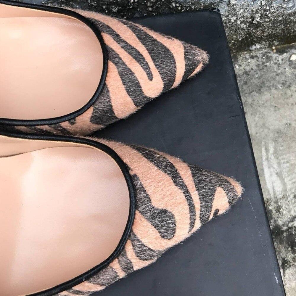 12cm Stripped Thin Bombas Talones 8cm Altos Sandalias Super Estrecha Nueva 10cm Tacones Heel Heel Mujer Heel Punta Señora Crin Para Moda Diseñador Zapatos De qIxIzBX